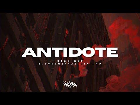 "Vintageman Beats – [FREE FOR PROFIT] ""Antidote"" 90's Sad Boom Bap Beat | Hip Hop Instrumental | BASE DE RAP 2021"