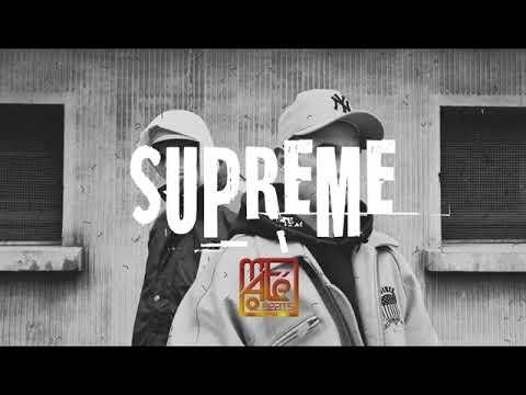 "Maté Beats – ""Supreme"" (Boom Bap Type Beat – Dark Hiphop Instrumental with Hook – 90s Old School)"