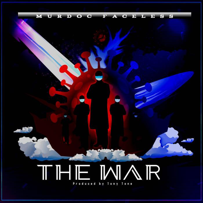 The War! Murdoc Faceless by Tony Tone