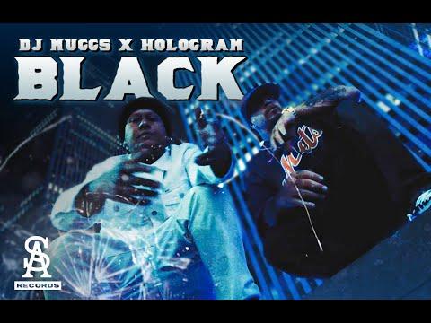 DJ MUGGS x HOLOGRAM – Black