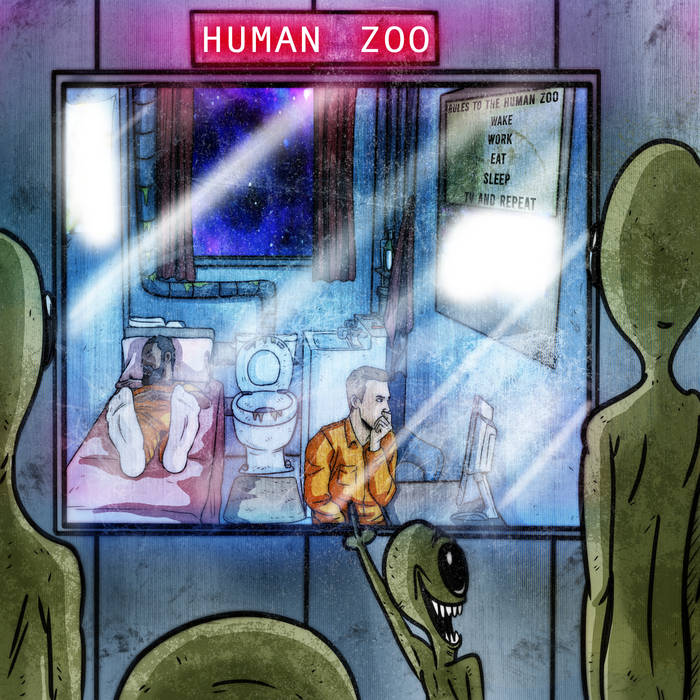 Human Zoo by Jason Griff & Alaska
