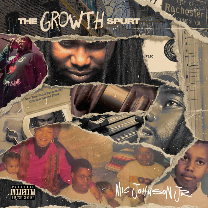 The Growth Spurt by MIC Johnson Jr.