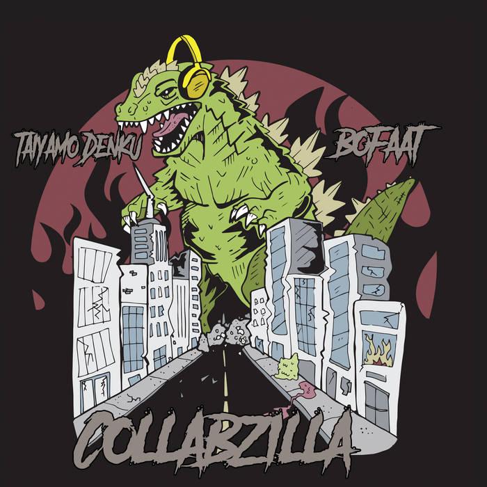 Collabzilla by Black Buffalo Records