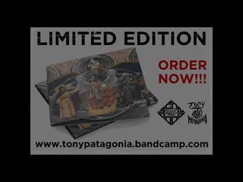 TONY PATAGONIA X CUSTOM MADE – ICONOCLAST (NEW ALBUM!) DROPS 9/10/21