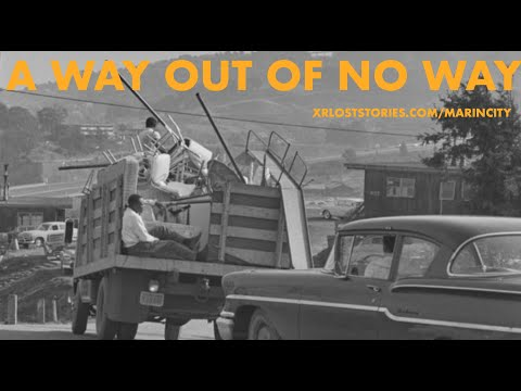 The Marinovators- A Way Out of No Way [Official Lyric video]