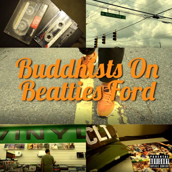 Buddhists on Beatties Ford [SINGLE] by DJ 2-TONE JONES (produced by the Mighty DJ DR lyrics by J ...