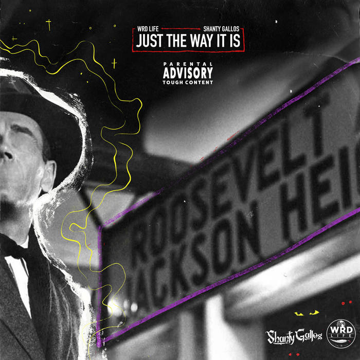 Just The Way It Is [Single] (PRE-ORDER) by Wrd Life & Shanty Gallos