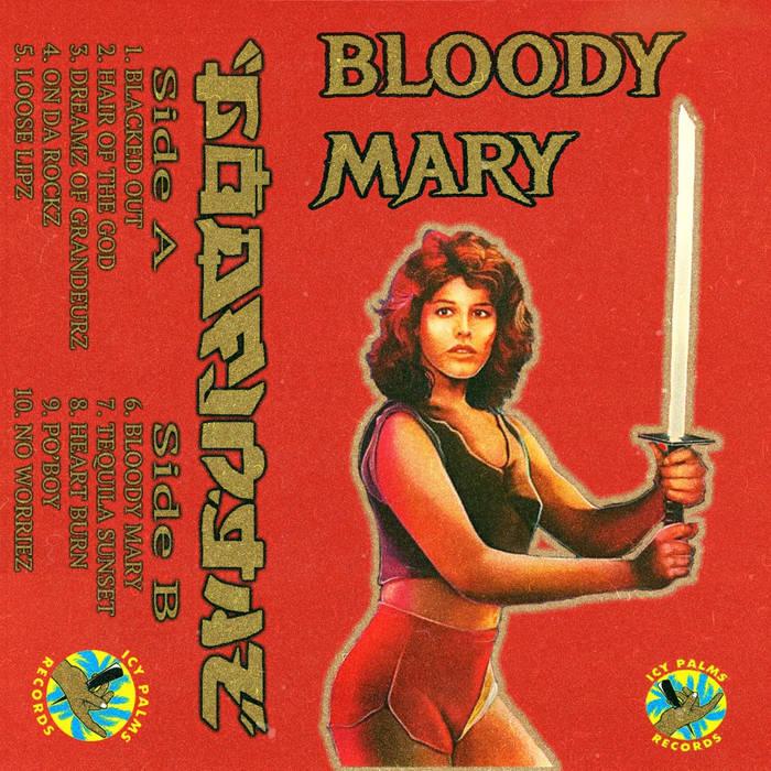 Godfingaz – BLOODY MARY