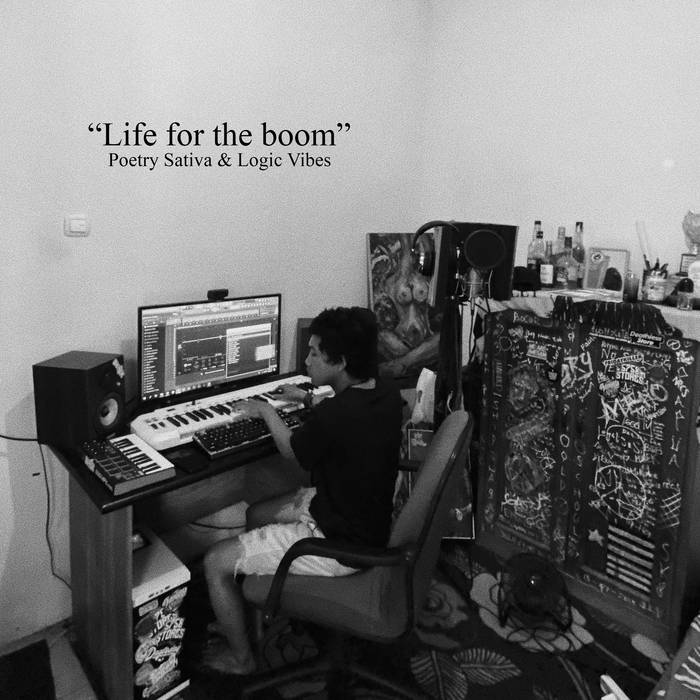 Life for the Boom by Poetry Sativa & Logic Vibes (Instrumental)