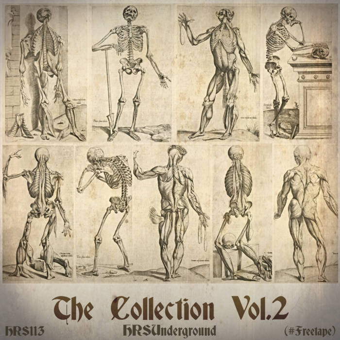 """HRS Underground Presents """"The Collection Vol.2 (#Freetape) """""""