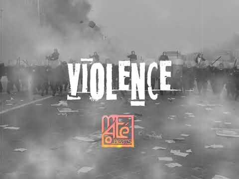 """Violence"" – Sad Boom Bap Type Beat – Dark Piano Hiphop Instrumental Hook – Old School – Maté Beats"