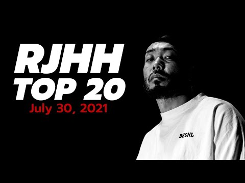 Real Japanese Hip Hop TOP 20 – July 30, 2021