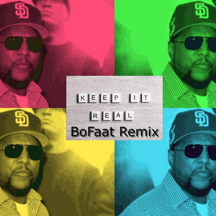 MC Ren – Keep it real BoFaat rmx  Remix & Cover (Europe, Allemagne)