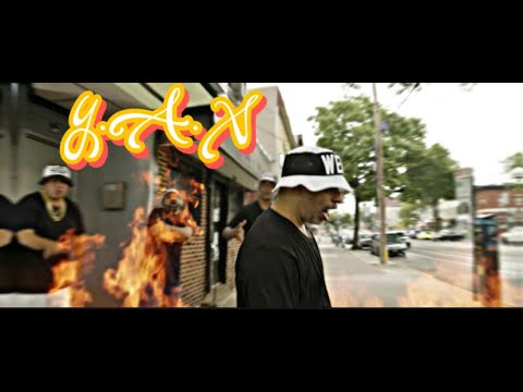 MR.Y THE BAKER FEAT: A.G. & SADAT X . Y.A.X.  U.S.A  Y.A.X.     MR.Y THE BAKER FEAT  A.G. ANDRE THE GIANT (D.I.T.C.) AND SADAT X  FROM BRAND NUBIANS. THE D.A. ON THE BEAT