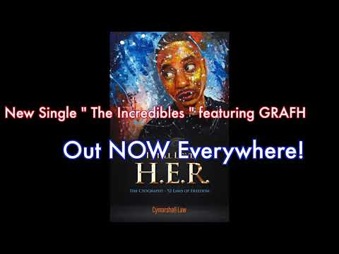 """Cymarshall Law – The Incredibles featuring Grafh  The 1st single from the upcoming Cymarshall Law album is """"The Incredibles"""" featuring Queens, NY super lyricist Grafh! with additional cuts by DJ GI JOE! The track is produced by Sliml ..."""