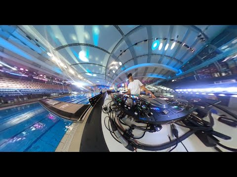 JFB – PROMISED LAND   Scratching, Deejaying & Turntablism (United Kingdom)   Having fun in Naples – Italy On tour with the International Swimming League  Track: 'Promised Land' – The Allergies https://theallergies.ban ...