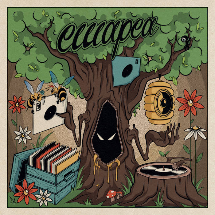 Bees, Trees and Flowers by Emapea  Various grooves and rhythms. From chilled vibes to obscure be ...