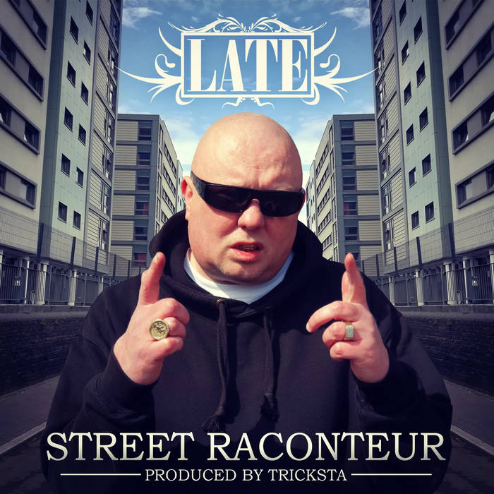 """LATE – STREET RACONTEUR  United Kingdom   LATE releases the new album """"STREET RACONT ..."""