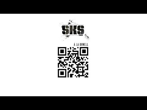 SKS CREW – À la Orwell  Europe, France   💽 Spotify : https://open.spotify.com/artist/3PJGo… 💽 Deezer : https://www.deezer.com/en/artist/5438207 💻 Site officiel / Boutique : https://skscrew.fr/   Ordre de passage : L'Exi-T, Gats-by, Z ...