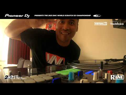 SWORDZ: 2021 DMC World SCRATCH DJ Champion!  Scratching, Deejaying & Turntablism   2021 DMC World SCRATCH DJ Champion: SWORDZ (Belgium)  https://www.facebook.com/djswordz https://www.instagram.com/dj_swordz https://www.youtube.com/SWORDZIFC This i ...