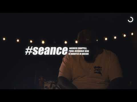 """Rasheed Chappell – Seance (Produced by Reckonize Real)  U.S.A (New York)  """"You can be happy or great, but you can't have both"""". In this Famus AAA directed visual we find Rasheed reviewing his career accomplishments surrounded by friends and fami ..."""