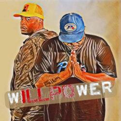 ILLPO – WILLPOWER  (2021)  U.S.A (Caroline du Nord)  AUDIOTRAFFICKER PRESENTS… crédi ...