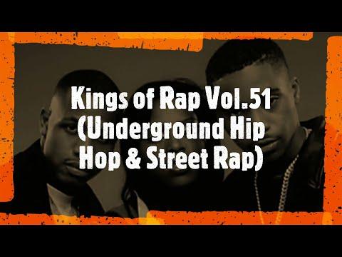 The Rockness Monstah – Kings of Rap Vol.51 (Underground Hip Hop & Street Rap)  Compilations & Best Of (U.S.A)  Playlist : 1. Guy Grams – Where I'm At 0:00 2. AZ – Keep It Real 4:13 3. Code Nine & Purpose – Whe ...