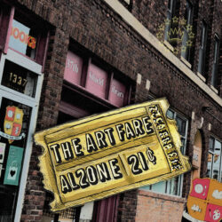 """The Art Fare EP by Al2One  The 2nd installment in The Art Series, """"The Art Fare EP""""  ..."""