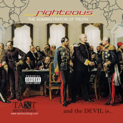and the DEVIL is... by Righteous  1. What Is – featuring Ruste Juxx produced by DJ Merc ...