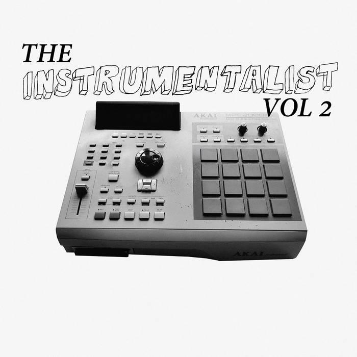 DJ M-1 – The Instrumentalist Vol 2  Beatmaking & Instrumentales (Europe, Irlande)   Al ...