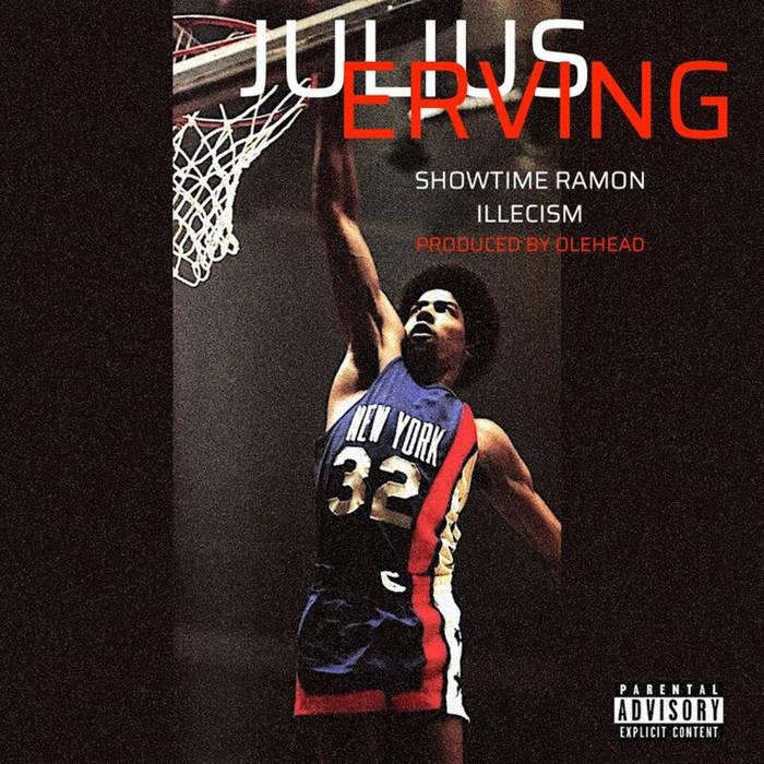 Showtime Ramon – Julius Erving (feat. Illecism)  Europe, Pays Bas / U.S.A  Sacramento̵ ...