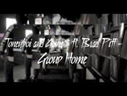 Toneyboi & Gaine$ – Group Home Feat. Brad Piff (Official Video)  U.S.A  Buffalo, NY ar ...