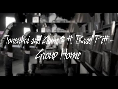 """Toneyboi & Gaine$ – Group Home Feat. Brad Piff (Official Video)  U.S.A  Buffalo, NY art dealers Toneyboi & Gaine$ bring us to the """"Group Home"""" in new video. Produced by Toneyboi in his signature tones of electronic swag with boom-bap gri ..."""