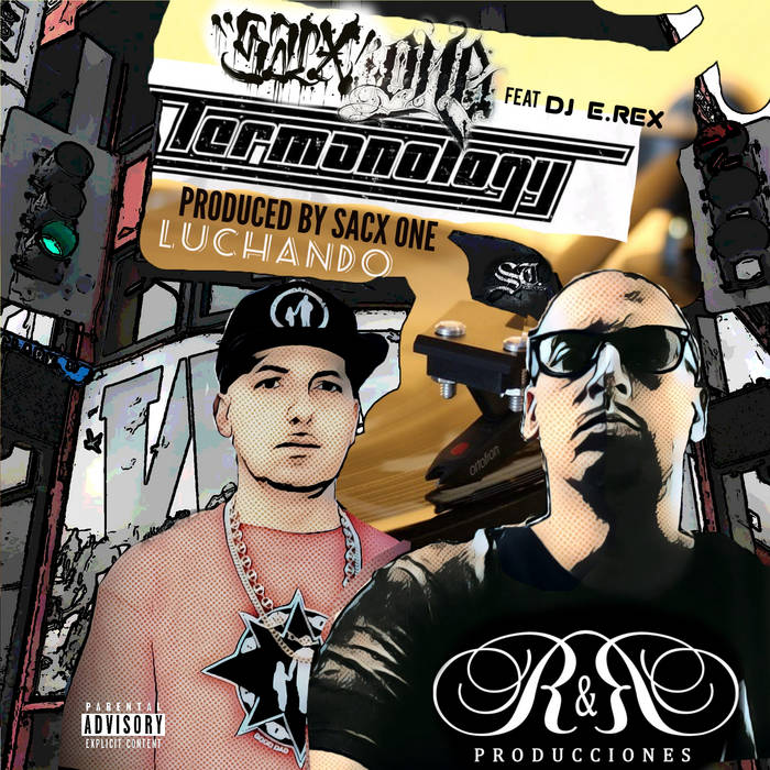 Sacx One ft Termanology, Dj E.Rex – Luchando  Europe, Espagne   This track is from the a ...