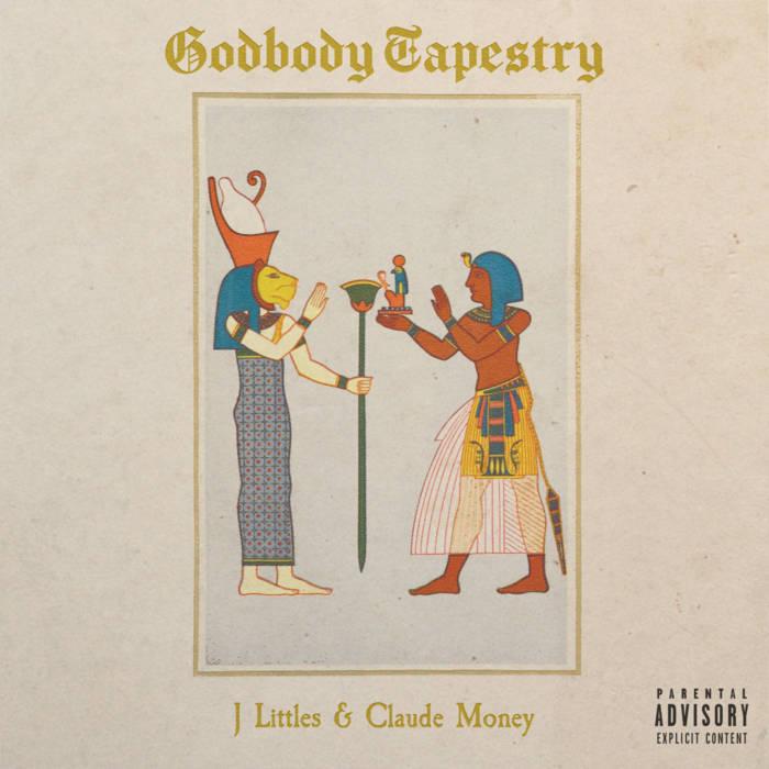 Godbody Tapestry by J Littles & Claude Money  Godbody Tapestry is a dark bottomless pit of h ...
