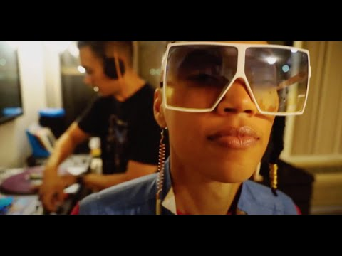 """Rita J – Bussin' f. DJ RTST (Dir. Cos G)  Song featured on the album entitled """"The High Priestess"""" – available on all major streaming platforms.: http://hyperurl.co/thehighpriestess  Featuring @rtst (IG) Directed by @sout ..."""
