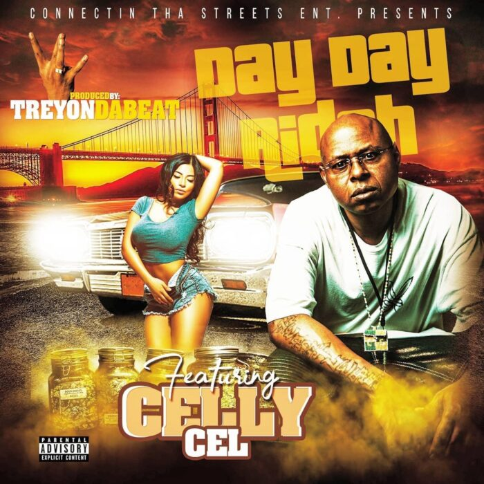 """Bay Area rap artist Day Day drops new single """"Ridah"""" featuring Celly Cel! Available on all music ..."""