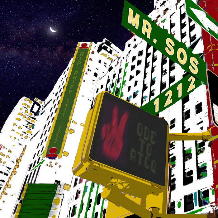 """Mr SOS – 1212 (Ode to ATCQ)  Europe, Pays Bas   Two year since he dropped the album """" ..."""