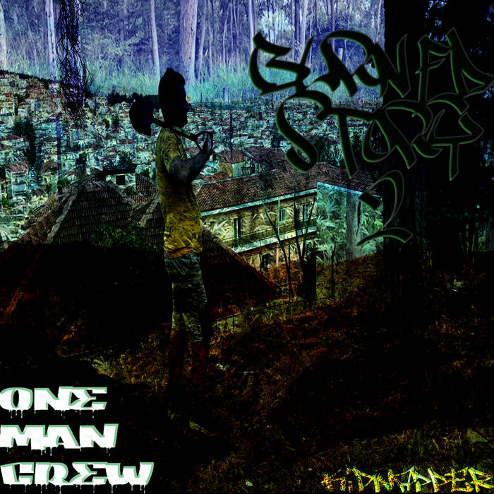 Kidnapper – BURNED STORY 2  Europe, Grèce   9th solo album by Kidnapper.  Beats by: Bearde ...