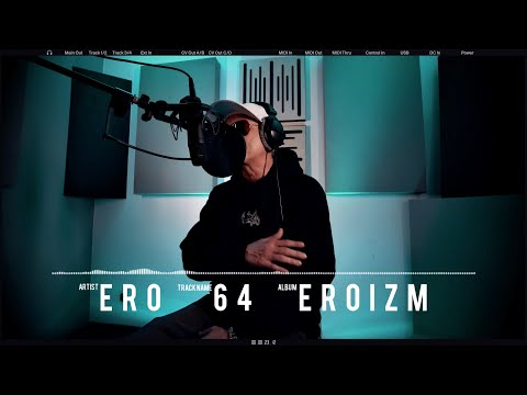 "Ero – 64 ""2"" (prod. TMK)  Zamów Eroizm: https://defjam.pl/ero  64 tradycyjnie!   Artist: Ero  Title: 64  Lyrics: Ero  Producer: TMK Master: Klimson B1 Studio Video: sensi& Project Manager Def Jam Recordings Poland: Marcin Zakrzew ..."