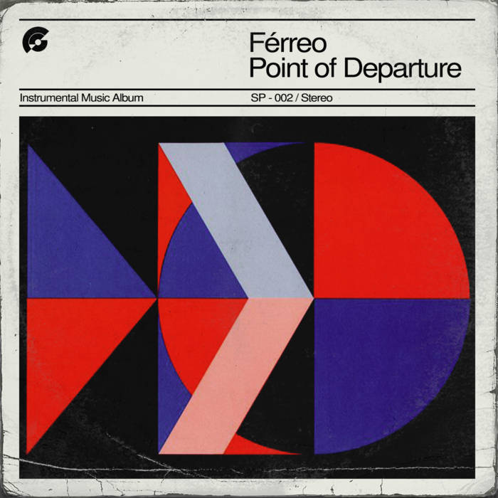 Point of Departure by Férreo (Instrumental)  Summer EP produced on SP12 and Emax I. Produced, mi ...