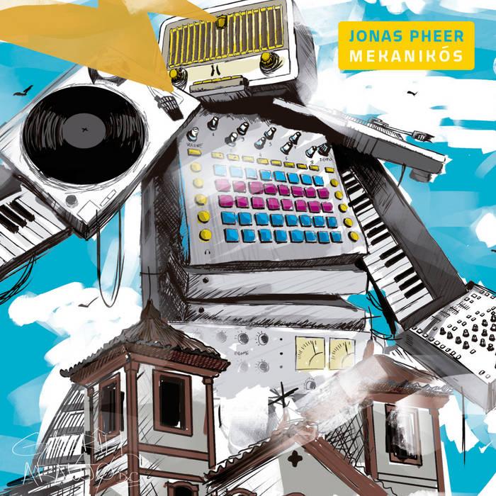 Mekanikós by Jonas Pheer  1. Intensamente (feat. Marboy ThugzZ) 03:18 2. Podemos Voar (feat. Zap ...