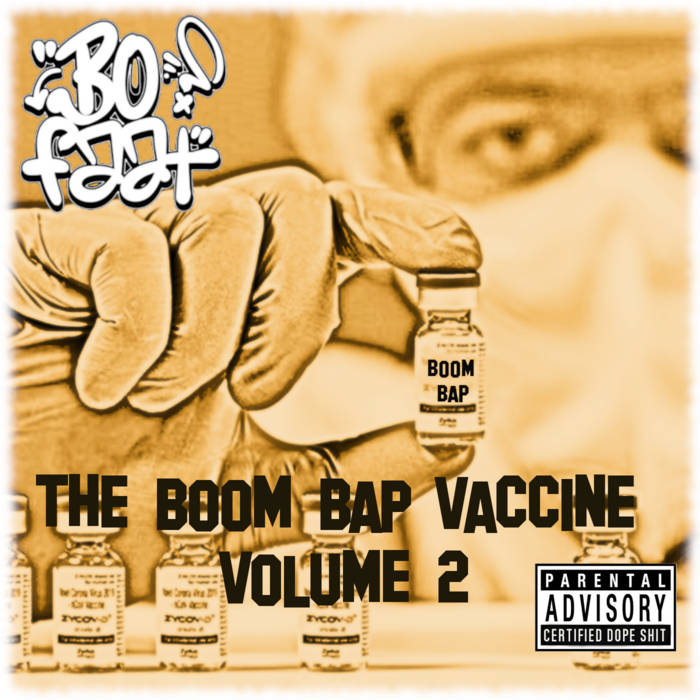 BoFaat – The Boom Bap Vaccine vol.2  Compilations & Best Of (Europe, Allemagne)