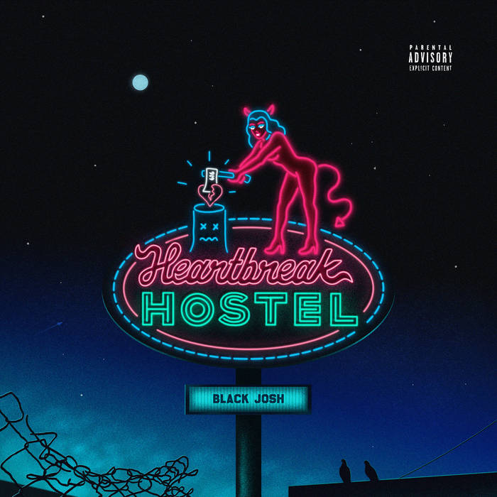 Heartbreak Hostel by Black Josh Ape  releases October 29, 2021