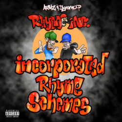 Incorporated Rhyme Schemes by RHYME INC. (ARMZ & Dynamo-P)  After years in the Maine hip hop ...
