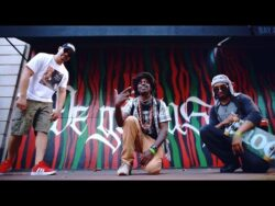 Flossin For Smiles (Feat. Abstract Rude & Michael Marshall) – Official Video  http://l ...