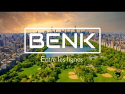 Benk Entre les lignes (vidéo officielle)  Europe, France   Salut la famille je vous présente mon ...