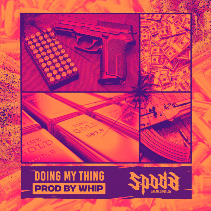 Doing My Thing by Spoda